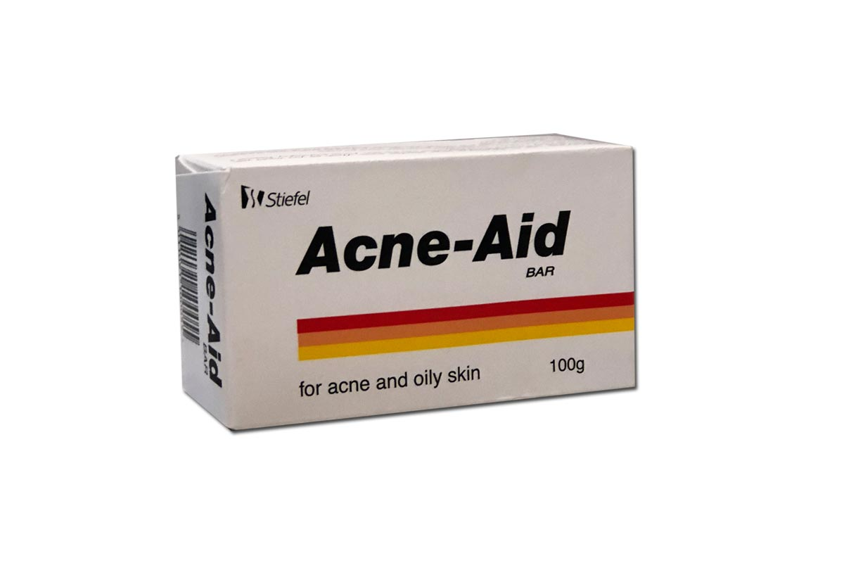 Acne Aid Bar 100g Unique Pharmacy